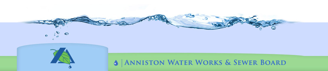 Anniston Water Works and Sewer Board Logo