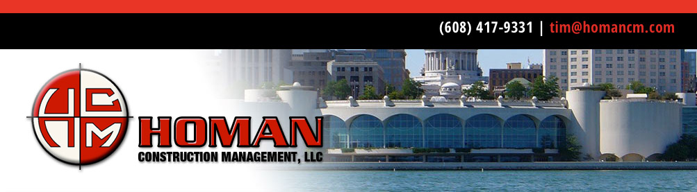 Homan Construction Management, LLC Logo